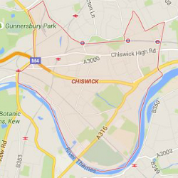 Removals in Chiswick