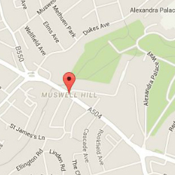 Removals in Muswell Hill