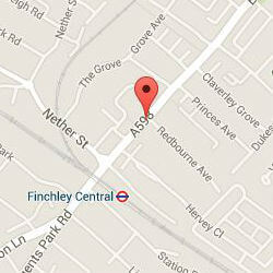 Removals in finchley